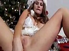 Crazy Girl Insert All Kind Of Stuffs In Pussy movie-28