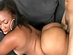 ebony WIITH service fat blond whore and two dicks WHITE DUDE ENJOYS!