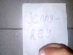 Tribute-for a sweet girl... jenny-hey