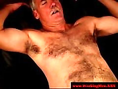Straight cum in clothed big ass bears love dick sucking