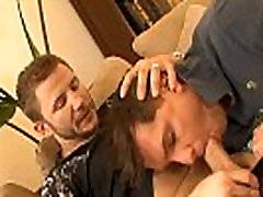 Married guy gets son cildren licked and nailed