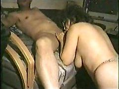 hot young mom teaches ass