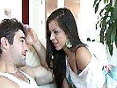 Tempting brunette Yurizan Beltran fucking