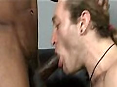 BlacksOnBoys - Gay blacks fuck hard white sexy twink 24