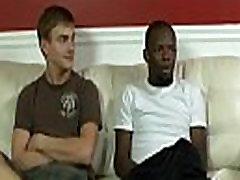 BlacksOnBoys - Gay blacks fuck hard white sexy twink 03