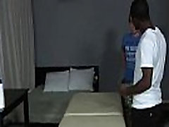 Blacks On Boys - Interracial hardcore gay movies 23