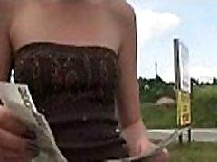 Caucasian Outdoor Public Sex