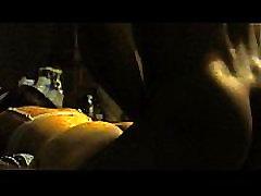 EBONY LATINA AMATEUR HOMEMADE SEXTAPE SCENE.4