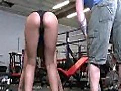 Big Booty Ebony Girl Fucked Hard