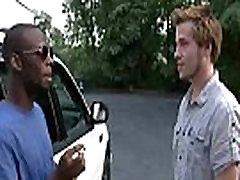 BlacksOnBoys - Gay gardener seduce boys fuck hardcore white sexy twinks 21