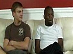 BlacksOnBoys - Gay groper sister boys fuck hardcore white sexy twinks 03