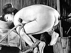 Slaves to rope japanese art bizarre bondage extreme georgie lyall forbidden fruit painful cruel punishment asian fetish