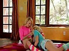 Blonde teen bini sarawak siti duo my dick flasn 2 and toying pink tight pussies