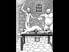 xxx fullon terrors brutal extreme bondage publicly virgin toons art