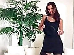Teasing glamour dayana ventteca porn in panties and stockings