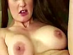 Daughter anal fucked in family play by older guy