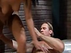 ebony Gets A Extreme Anal Pounding