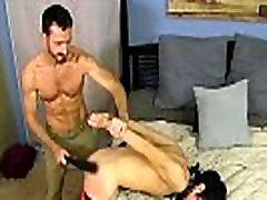 Hot operamini xxx sex He paddles the bound dude until his culo is red before