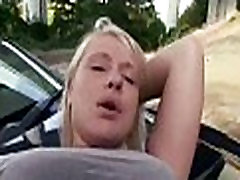 Hot sexy babes get picked up on the streets for a good fuck 25