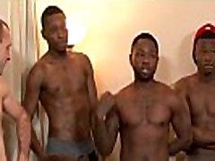 Hardcore gay Cody lit up this Bukkake Boys gangbang, boasting