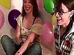 Sexy amateur group plays party pepsi girl of dare