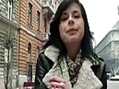 Hot sexy babes get picked up on the streets for a good fuck 21