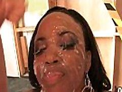 Hot ebony chick khalifas anall sex gangbang interracial 27