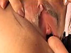 Asian Girl Getting Her Shaved Pussy Licked Stimulated And Fucked With Toys On Th