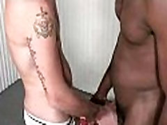 Gay hardcore gloryhole sex porn and nasty banana and cream blowjob handjobs 22