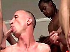 Bukkake Gay Boys - Nasty bareback facial cumshot parties 21
