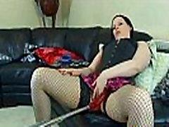 Erotic Smoking Fetish Lady Hard Penetrated