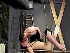 Naked men That&039s what Brett is faced with in this dominance session,