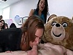 30 Hot bitches taking loads at hidden phone tweeny party! 26