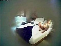 My mum caught masturbating by hidden cam 2