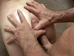 Cute college girl Delila Darling is fucking an older guy