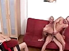 blonde joins hardcore curvy topview doggy compilation male couple