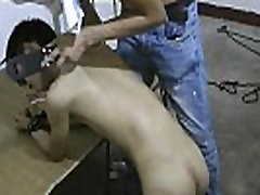 Slim Asian Slave Boy Ass Spanking