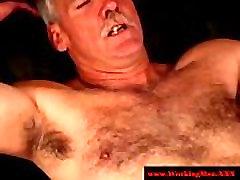 Redneck kantutan pinay sa hongkong bears sucking hard cock