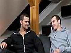 Poredna homoseksualne spolne odnose z vročo stipsa