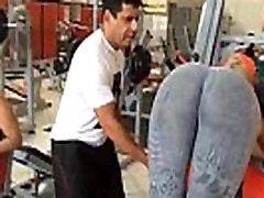 TREINO DE GL&UacuteTEO NE KRAMP PRALNI COM RONALDO CONDE