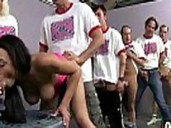 Hot Ebony Gangbang Fun Interracial 12
