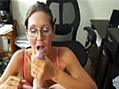 A Naughty virgin suck4 Lady Sucks And Jerks