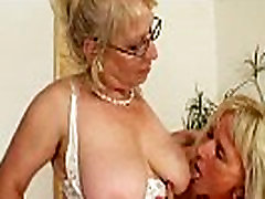 Big titted gramma tungib a madame