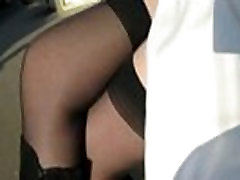upskirt no panties