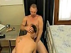 Hot gay sex That fellows caboose is so tight around Ryan&039s daddy
