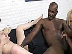 Monster black cock bangs my moms white pussy 27