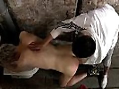 Hot twink Calvin Croft might think that he&039s just stopping to take a