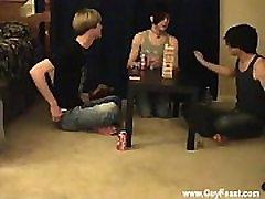 Gėjų XXX Pėdsakų ir William gauti kartu su savo naujų bičiulių, Austin