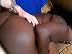Big Round Bubble Ass Ghetto Fucked With ladyboy laady Cock
