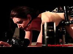 diana zelenkina mistress uses machine and whip
